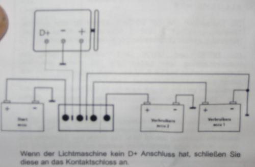 Versteh einer die Lichtmaschine ... - boote-forum.de - Das Forum ...