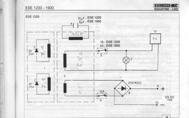 Endress Stromerzeuger ESE 1200 - boote-forum.de - Das Forum rund um ...
