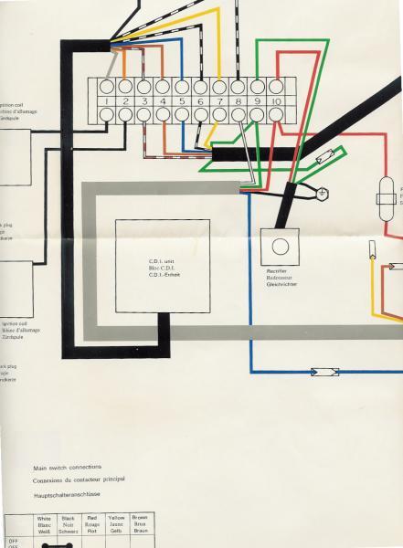 Beste Yamaha 90 Außenbord Schaltplan Bilder - Der Schaltplan ...