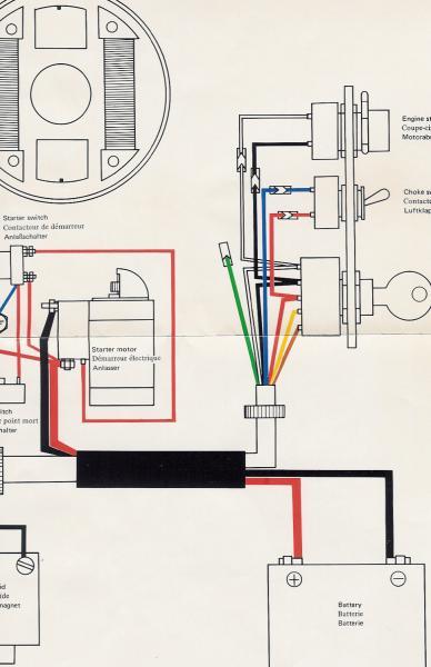 Erfreut Yamaha Zündschalter Schaltplan Zeitgenössisch - Elektrische ...