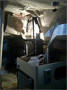 ein wenig facelift f r meinen bayliner 2651 boote das forum rund um boote. Black Bedroom Furniture Sets. Home Design Ideas