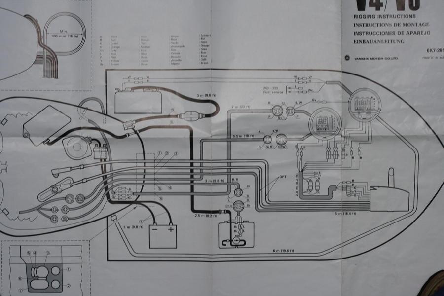 Anschlussplan f. Yamaha Anzeigegeräte - Seite 2 - boote-forum.de ...