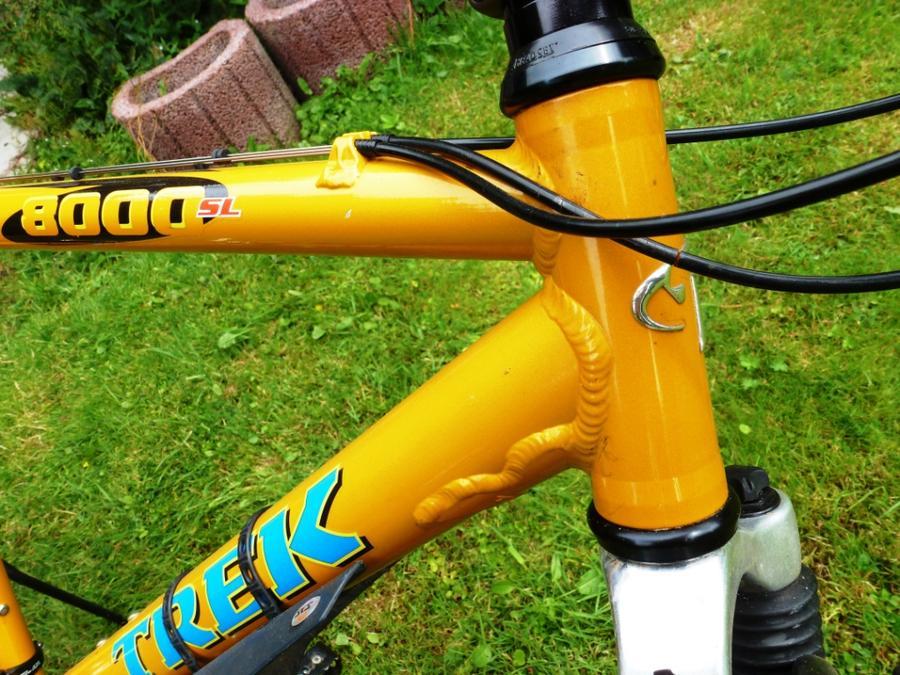 Mountainbike Trek 8000 SL - boote-forum.de - Das Forum rund um Boote