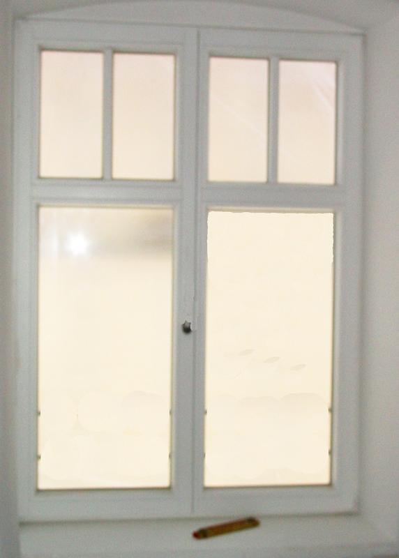Sprossenfenster beispiele  Sicht- und Blendschutz Scheibengardine, Plissee o.ä. ? Montage an ...