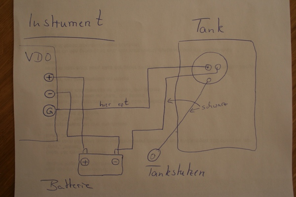 Frage zum Anschluss an Tankgeber - boote-forum.de - Das Forum rund ...