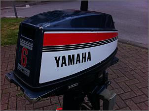 yamaha aussenborder 6 ps kurzschaft boote. Black Bedroom Furniture Sets. Home Design Ideas
