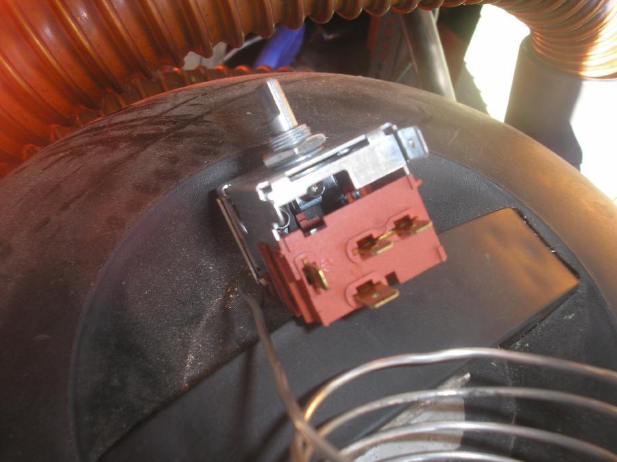 Kühlschrank Thermostat - boote-forum.de - Das Forum rund um Boote