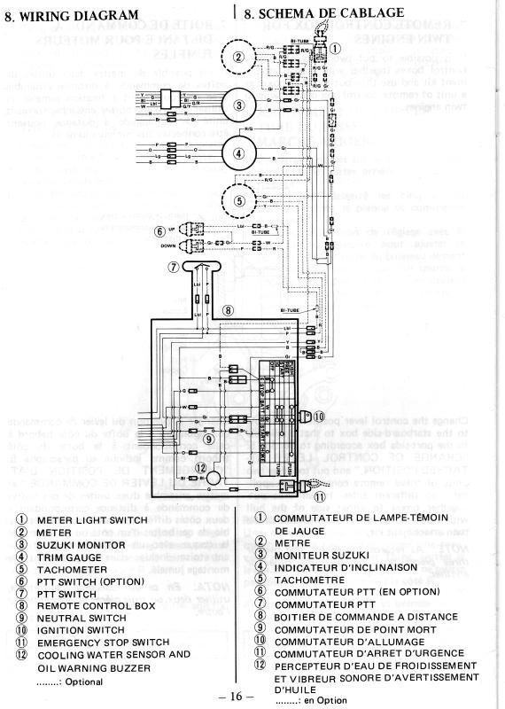 Fantastisch Suzuki Schaltplan Bilder - Die Besten Elektrischen ...