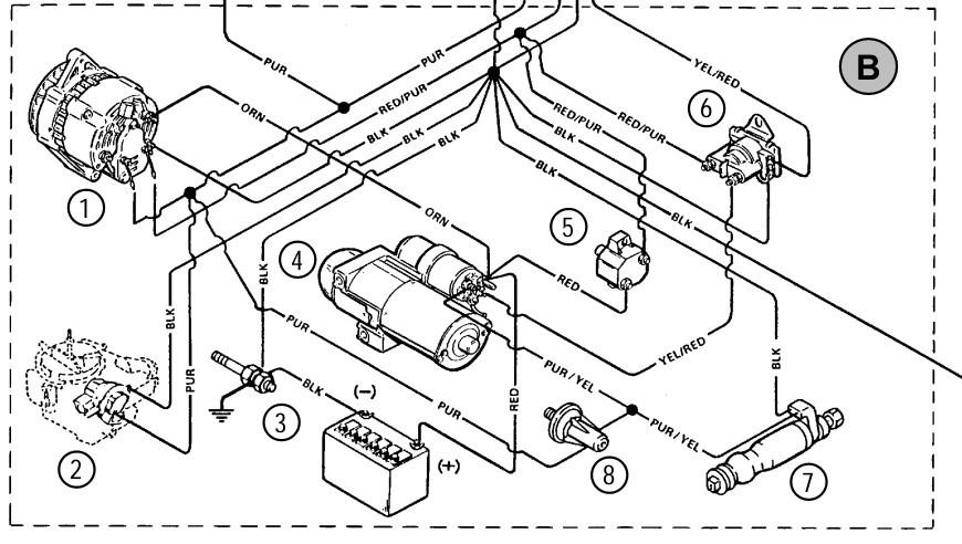 Magnetschalter anschlussplan