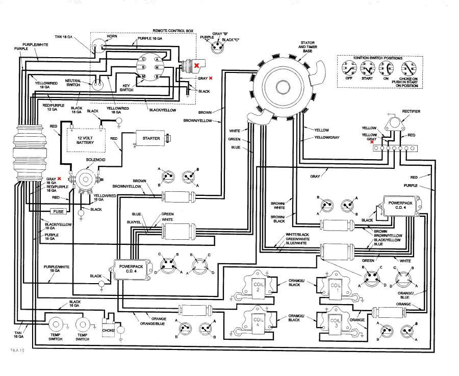 Ungewöhnlich Evinrude Schaltplan Bilder - Elektrische ...