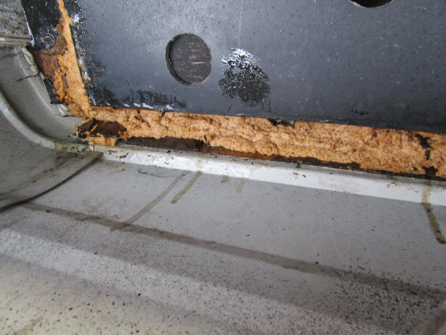 Morsches Holz reparieren - boote-forum.de - Das Forum rund um Boote