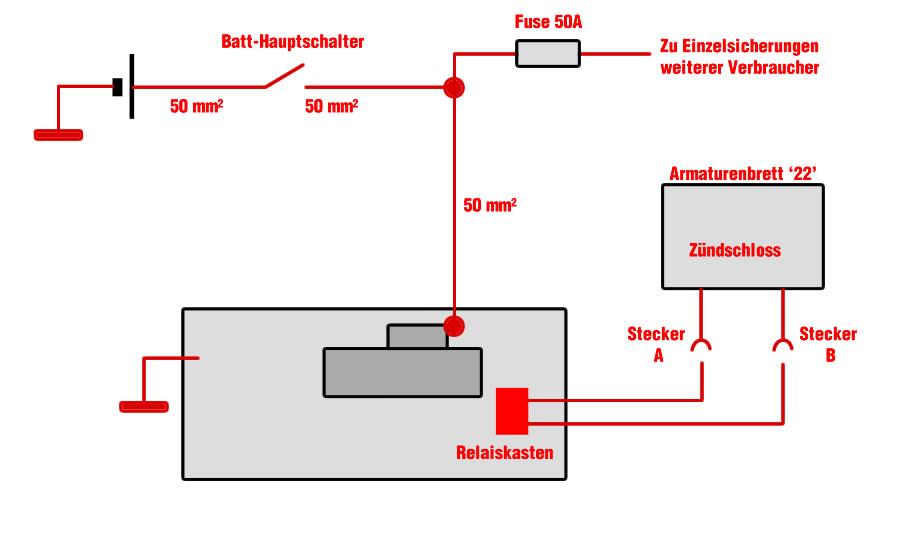 Elektrik-Problem beim Dieseleinbau - boote-forum.de - Das Forum rund ...