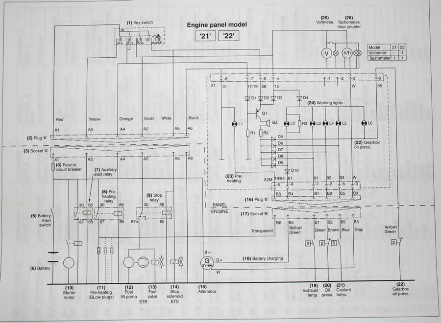 Ausgezeichnet Mercruiser 30 Schaltplan Galerie - Elektrische ...