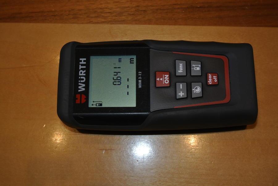 Würth laser entfernungsmesser: würth laser entfernungsmesser wdm 2