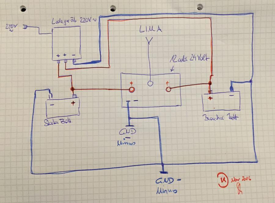 Ausgezeichnet Schaltpläne Für Boote Zeitgenössisch - Elektrische ...