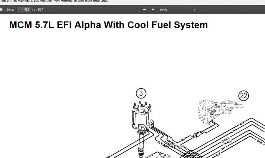 Zündunterbrechung V8 EFI - Alpha - boote-forum.de - Das Forum rund ...