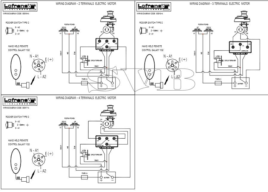 Fein Zwei Batterie Boot Schaltplan Fotos - Elektrische ...