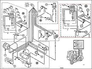 Zuendung einstellen beim Mercruiser V8 Thunderbolt IV