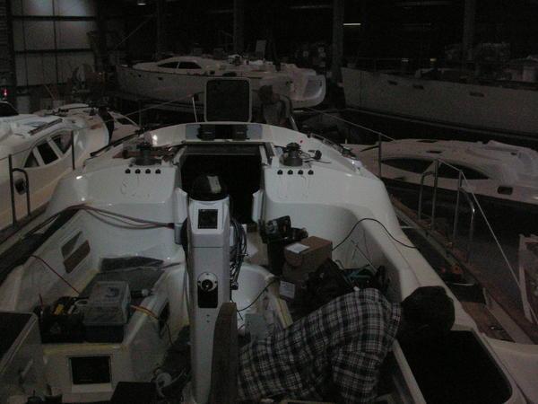 Einbau Schwalbennester Schwalbennest Nest mini Werterhaltung Motorboot Segelboot