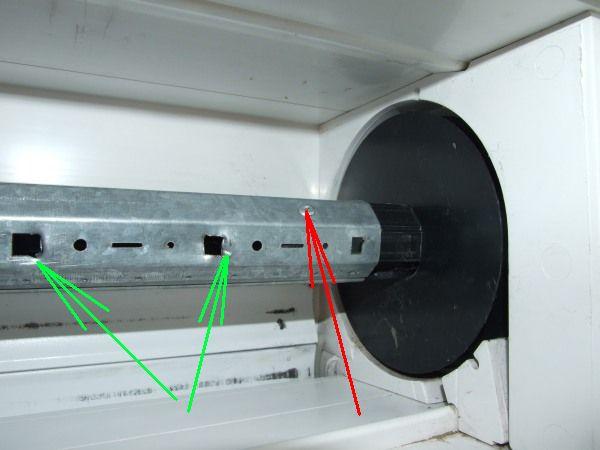 Relativ Rollladen(kurbel)antrieb defekt....und nun? - boote-forum.de - Das NY55
