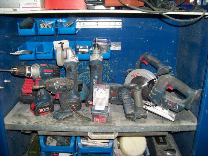 Turbo Werkzeuge Bosch Blau oder Makita - boote-forum.de - Das Forum rund OL49