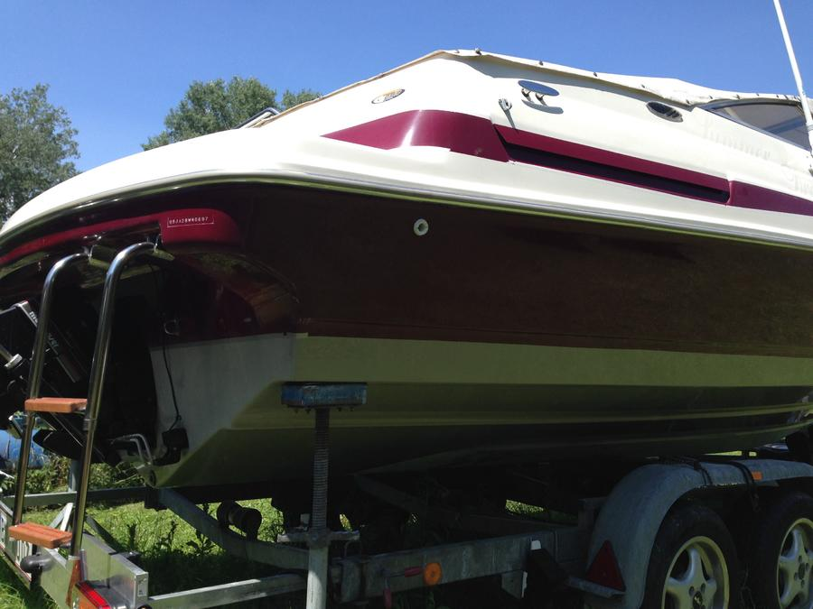 Bevorzugt GFK Boot reinigen - boote-forum.de - Das Forum rund um Boote XE35