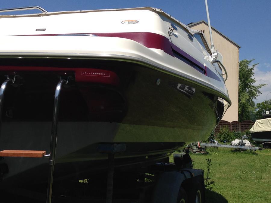 Sehr GFK Boot reinigen - boote-forum.de - Das Forum rund um Boote PD75